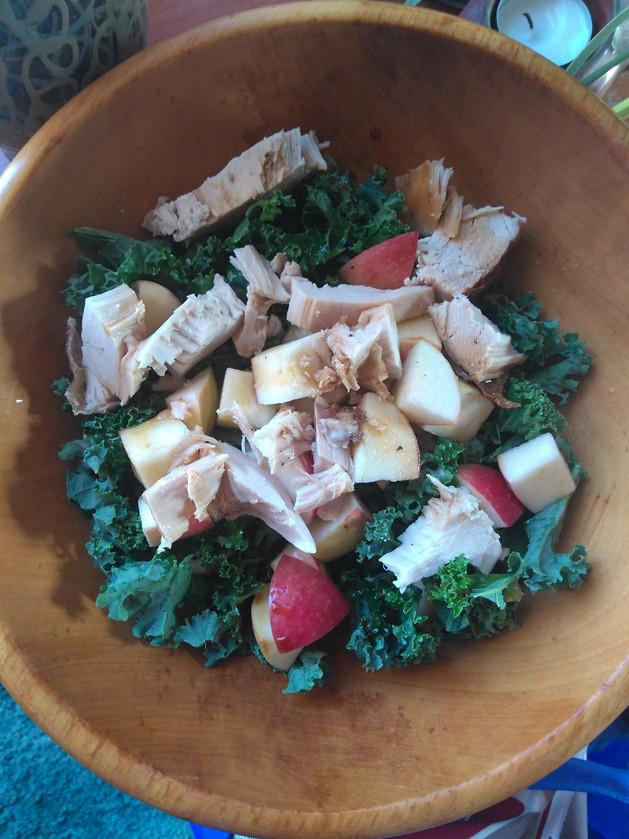 RECIPE: Nutrient Dense Chicken Salad