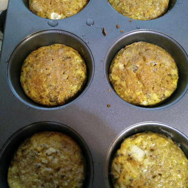 RECIPE: Sneaky Egg-muffins 😋