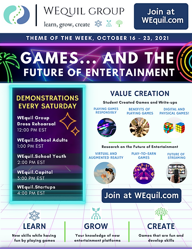 WEquil Group Update - DEMO Games .png