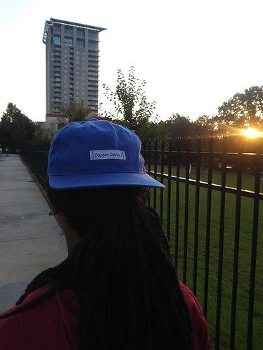 Dapper Davinci Royal Blue Hat