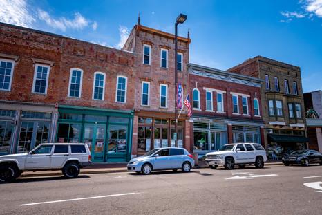 East View Of Paducah Shops