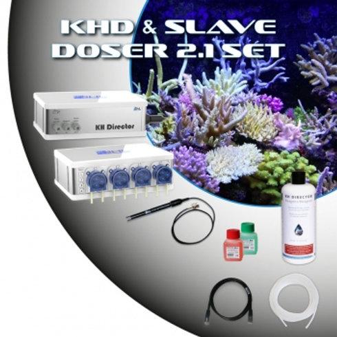 GHL KHD & Slave Doser 2.1 Set