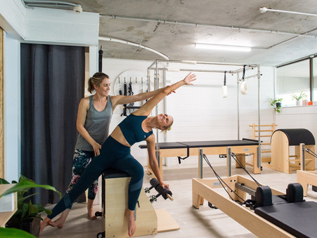 Clinical Pilates Private Session with a  Dr Physio? Here are the 5 benefits