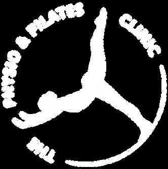 The Physio & Pilates Clinic White Logo