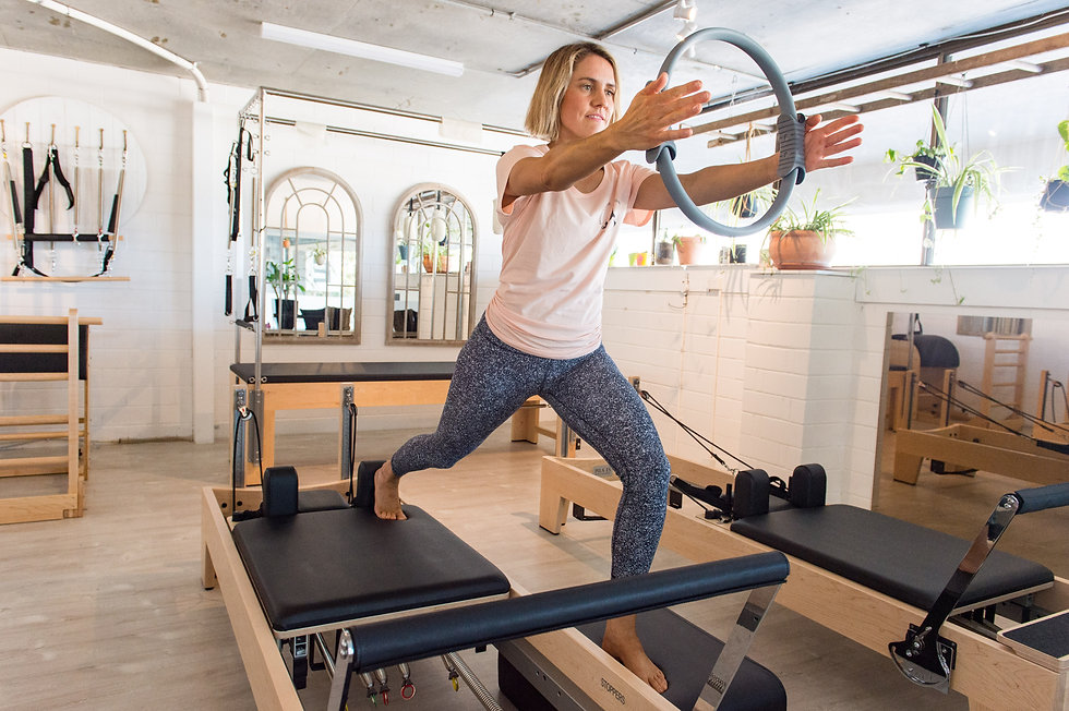 Clinical Pilates Exercise
