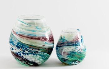 Glassware by Nutmeg Glass