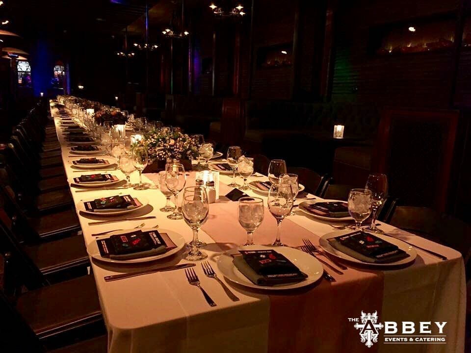 Chapel Weho Evening Private Party Table