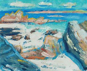 Rocks, Iona_55x48cm fr_£590.jpg