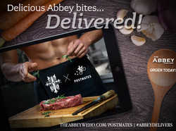 Order With Abbey_Postmates