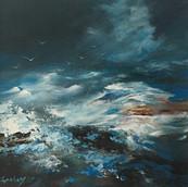 Evening Storm, Mull