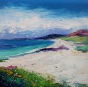 Bonnie Prince Charlie's Beach, Isle of Eriskay