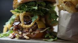 The Abbey BBQ Burger