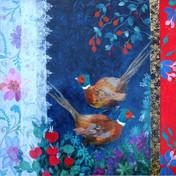 Rosehips & Pheasants