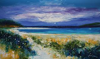 Ardroil Beach The Uig Sands Isle of Lewis 20x30.jpg