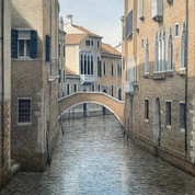 Venice Rio di San Martino