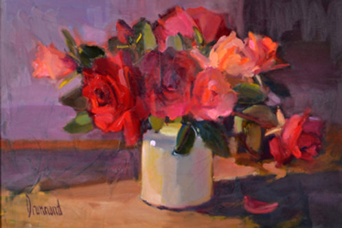 'Hybrid Teas' by Marion Drummond