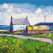 Summerlight, Baile, Isle of Berneray