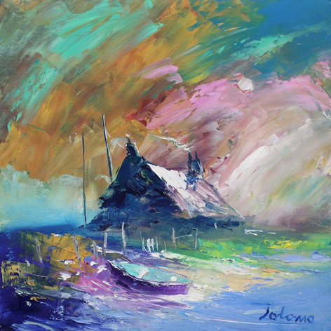 Storm Passing, Isle Of Tiree
