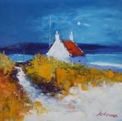 Croft on the Beach, Benbecula