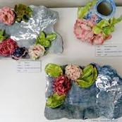 Handbuilt Porcelain by Liz Watts
