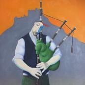 The Edinburgh Piper