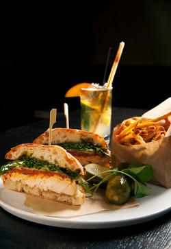 Yardbird Chicken Sandwich