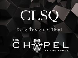 CLSQ At The Chapel At The Abbey