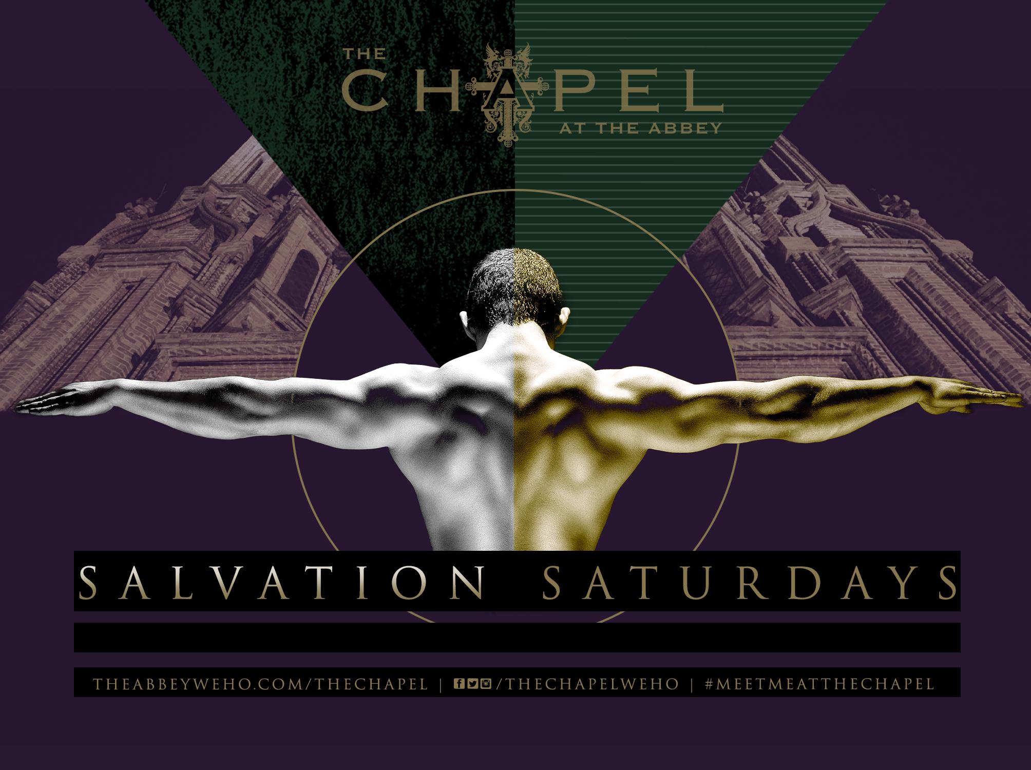 Salvation Saturdays At The Chapel