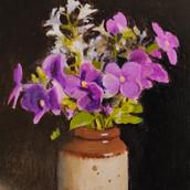 Spring Flowers I