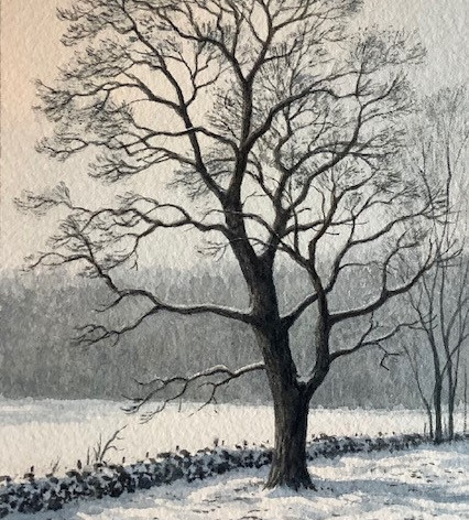 A Little Bit of Winter (I)