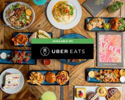 UberEATS The Abbey Weho  Web