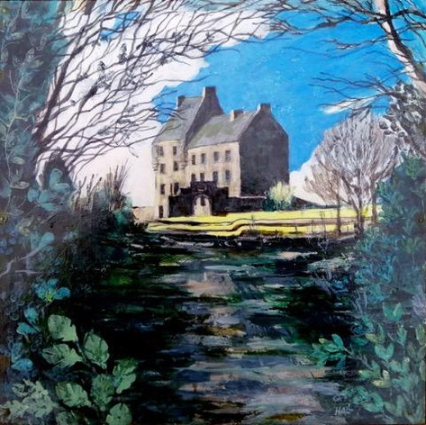 Midhope Castle I (Outlander)