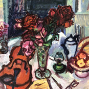 Morning Practice - Still Life with Viola