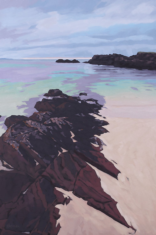 'Clachtoll Beach II' by Ian Holman