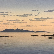 Rum from Arisaig (II)