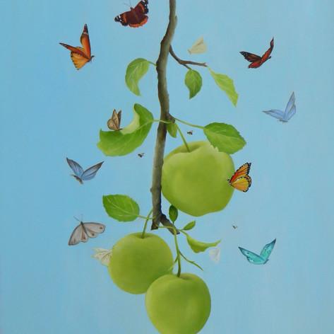 The Butterflies Still Visited