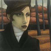 Riverside Portrait
