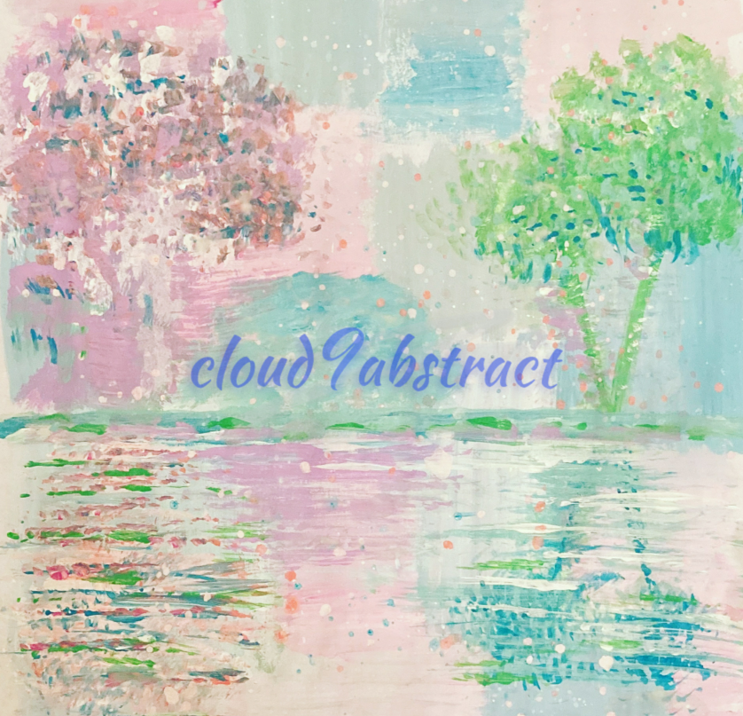 cloud9abstract reflections logo