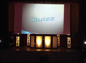 Quizz intéractif