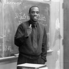 Mr. Bomani - Principal