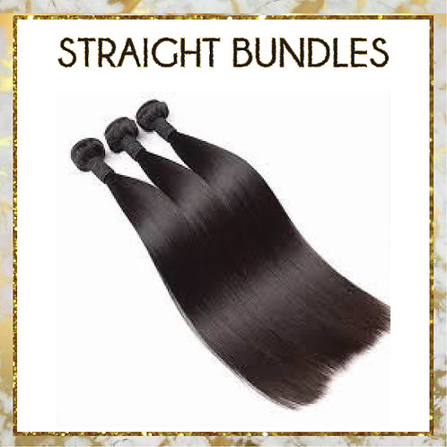 SILKY STRAIGHT 3 BUNDLE DEAL