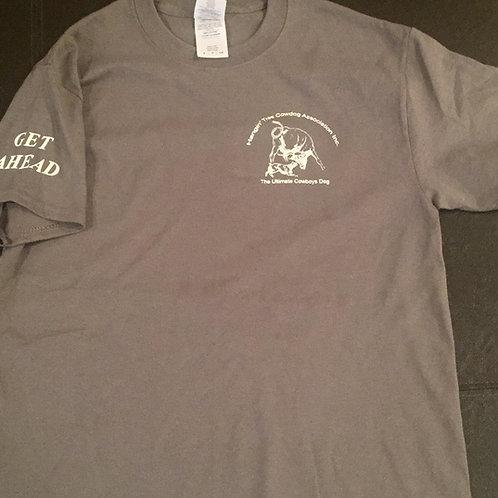 T-Shirt- Gray