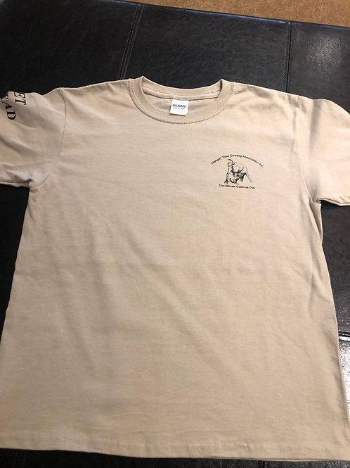 T-Shirt- Tan