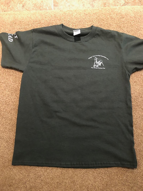 T-Shirt- Forest Green