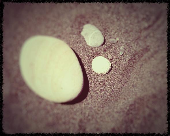 ...the sneaky pebble...