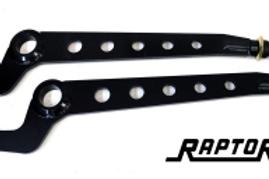 Raptor 4x4 control armen Patrol