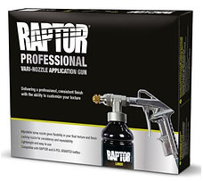 Raptor-liner variabele textuur spuitpistool