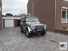 WMT Mercedes G-Wagon lierbumper