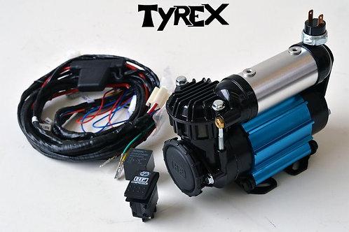 Raptor 4x4 Tyrex lucht compressor 12V