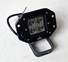 Raptor 4x4 LED inbouw lamp